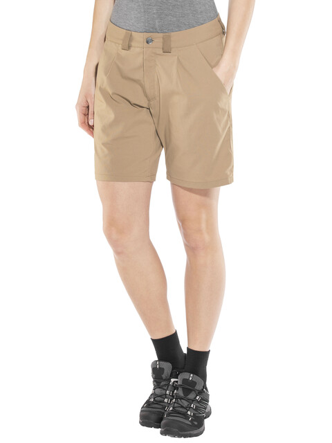 Haglöfs Mid Solid Shorts Women Oak